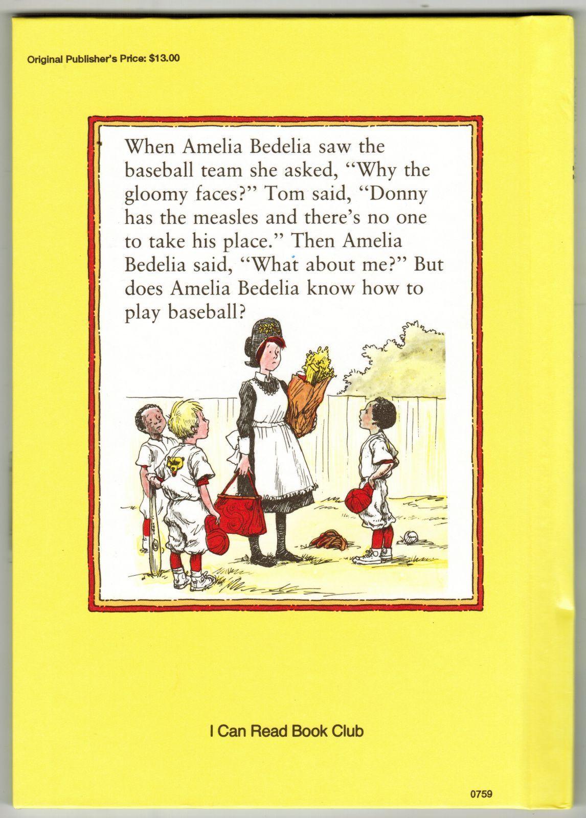I Can Read Weekly Reader Play Ball Amelia Bedelia