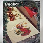 Bucilla Angels Of Christmas Stamped Cross And 29 Similar Items
