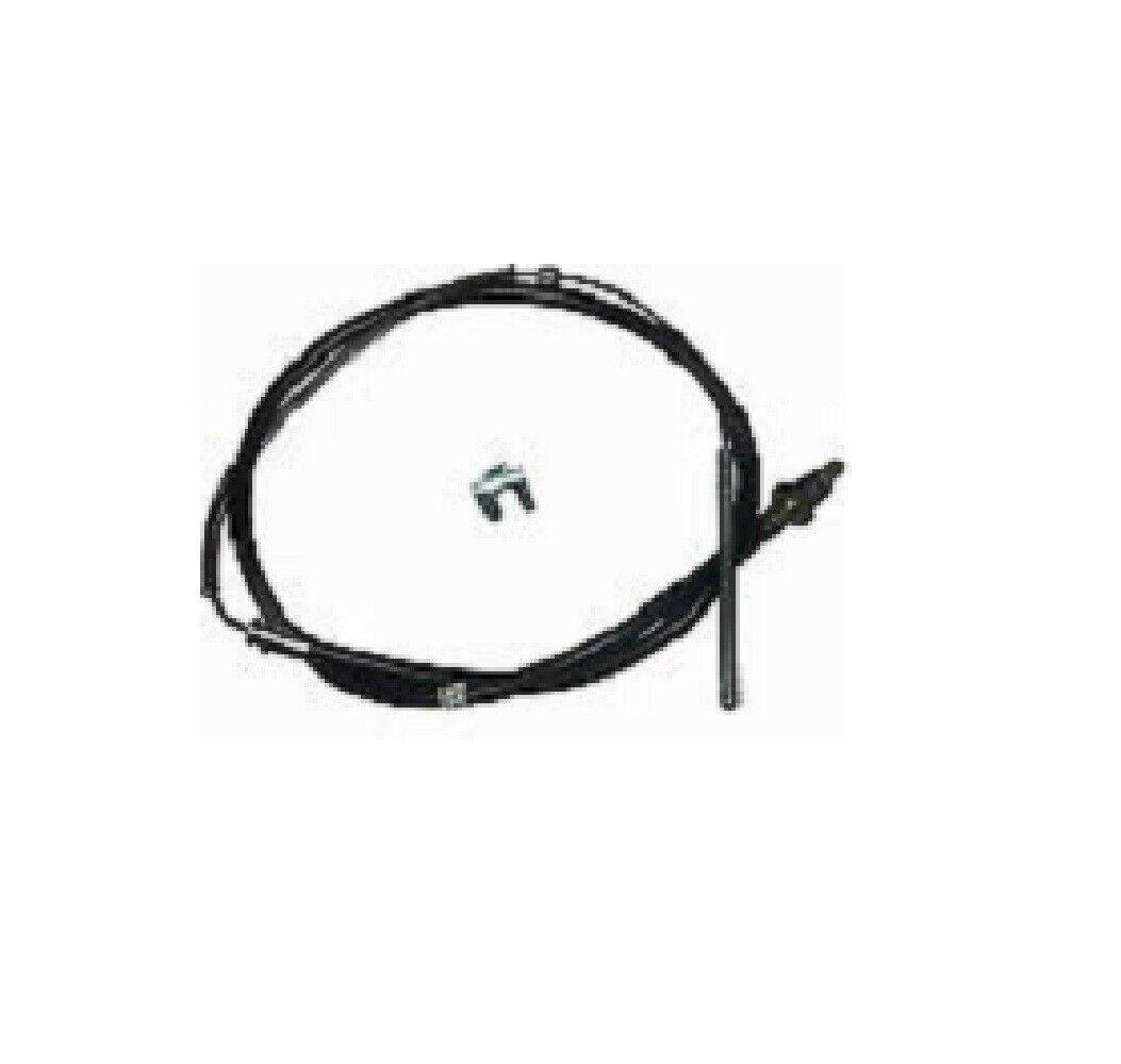 Wagner F Parking Brake Cable Fits Pontiac