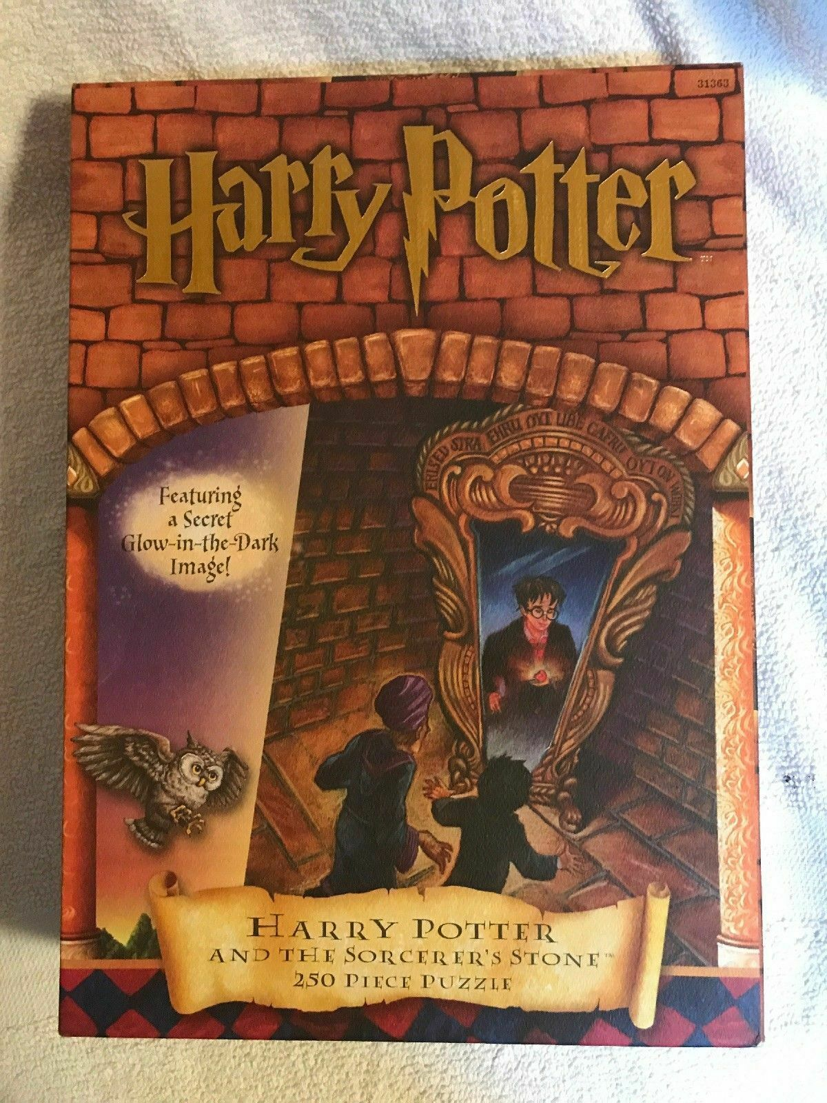 Harry Potter And The Sorcerer S Stone 250 Piece
