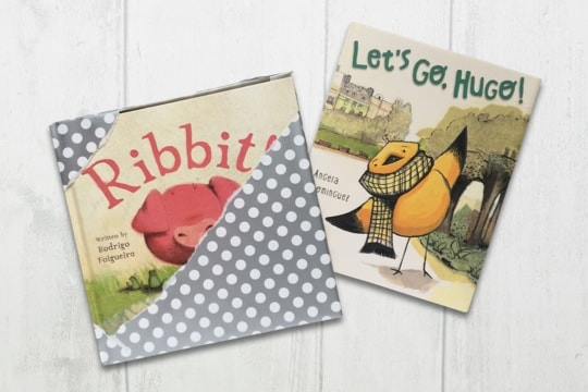 Bookroo Gift Subscription: Month to Month Picture Book Box
