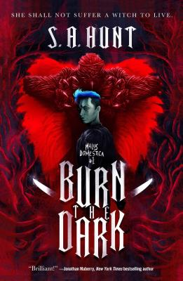 Burn the Dark by S. A. Hunt