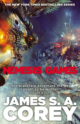 Nemesis Games by James S. A. Corey