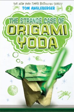 The Strange Case of Origami Yoda (Origami Yoda Books) Cover
