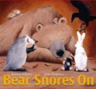 Bear Snores On Cover