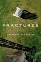 FRACTURES by Lamar Herrin via indiebounddotorg