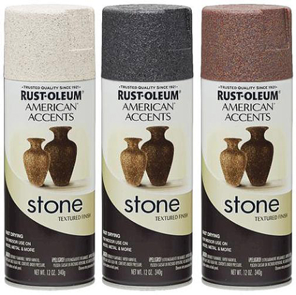 285028 Spray Paint 12 Oz Mica Stone Travertine