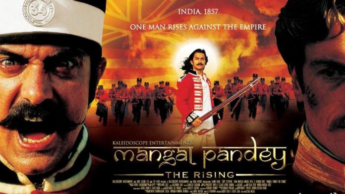 Image result for mangal pandey the rising