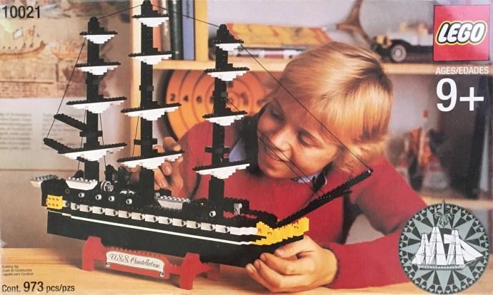 10021 1 USS Constellation Brickset LEGO Set Guide And