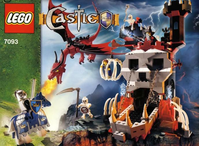 7093 1 Skeleton Tower Brickset LEGO Set Guide And Database