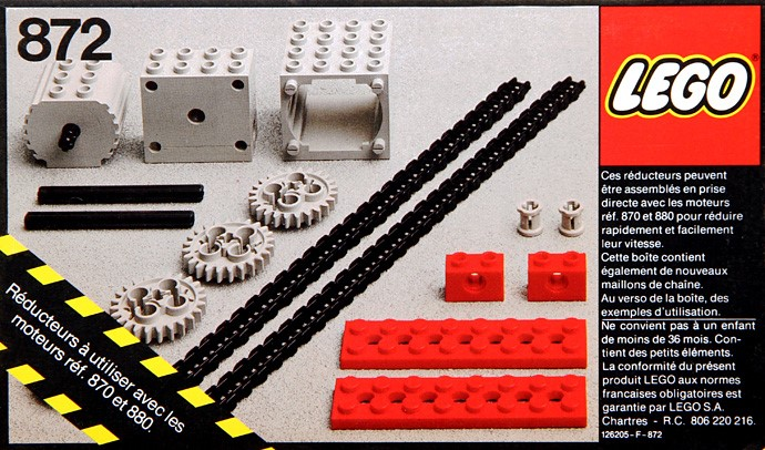 872 1 Two Gear Blocks Brickset LEGO Set Guide And Database