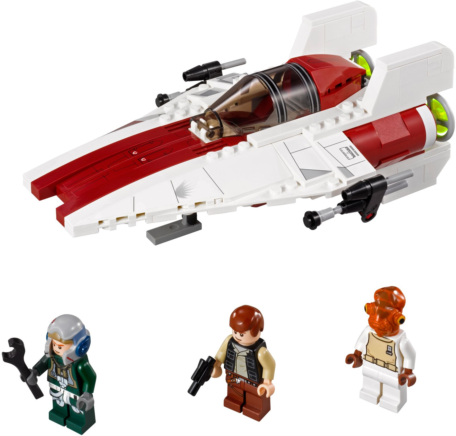 Star Wars   2013   Brickset  LEGO set guide and database A wing Starfighter