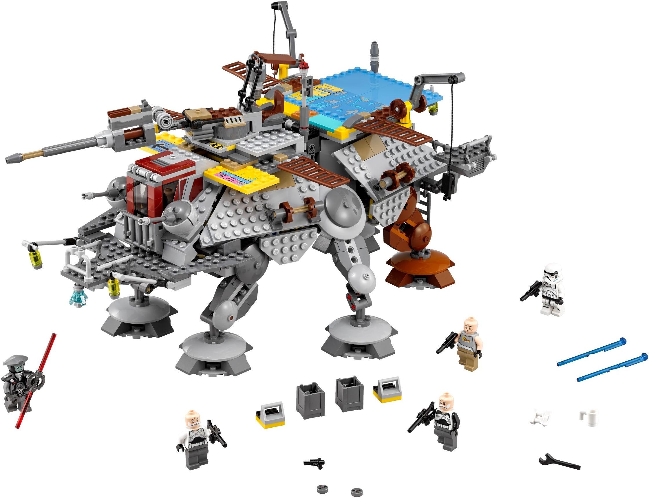 Tagged Captain Rex Brickset Lego Set Guide And Database