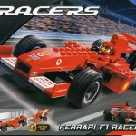 Racers 2004 Ferrari Brickset Lego Set Guide And Database
