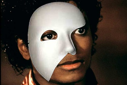 Michael Jackson sought the role of the Phantom in film adaptation.