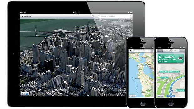Confused ... Apple Maps replaces Google Maps in iOS 6.