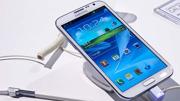 Phablet? Fonblet? ... the Samsung Galaxy Note II.
