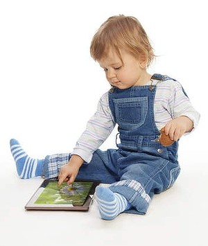 Can iPad's help a child's development?