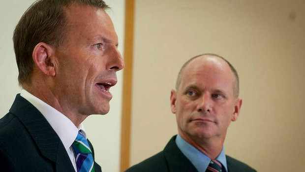 It's unclear what role Campbell Newman will play in the Coalition's Queensland election launch on Sunday.
