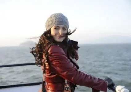 Getting to Know 'Fairly Legal's Sarah Shahi