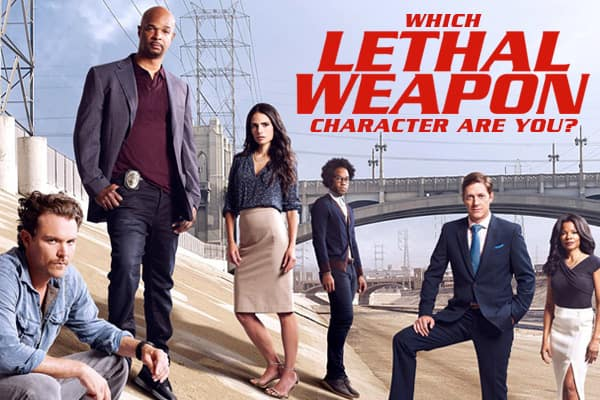 Image result for lethal weapon new season
