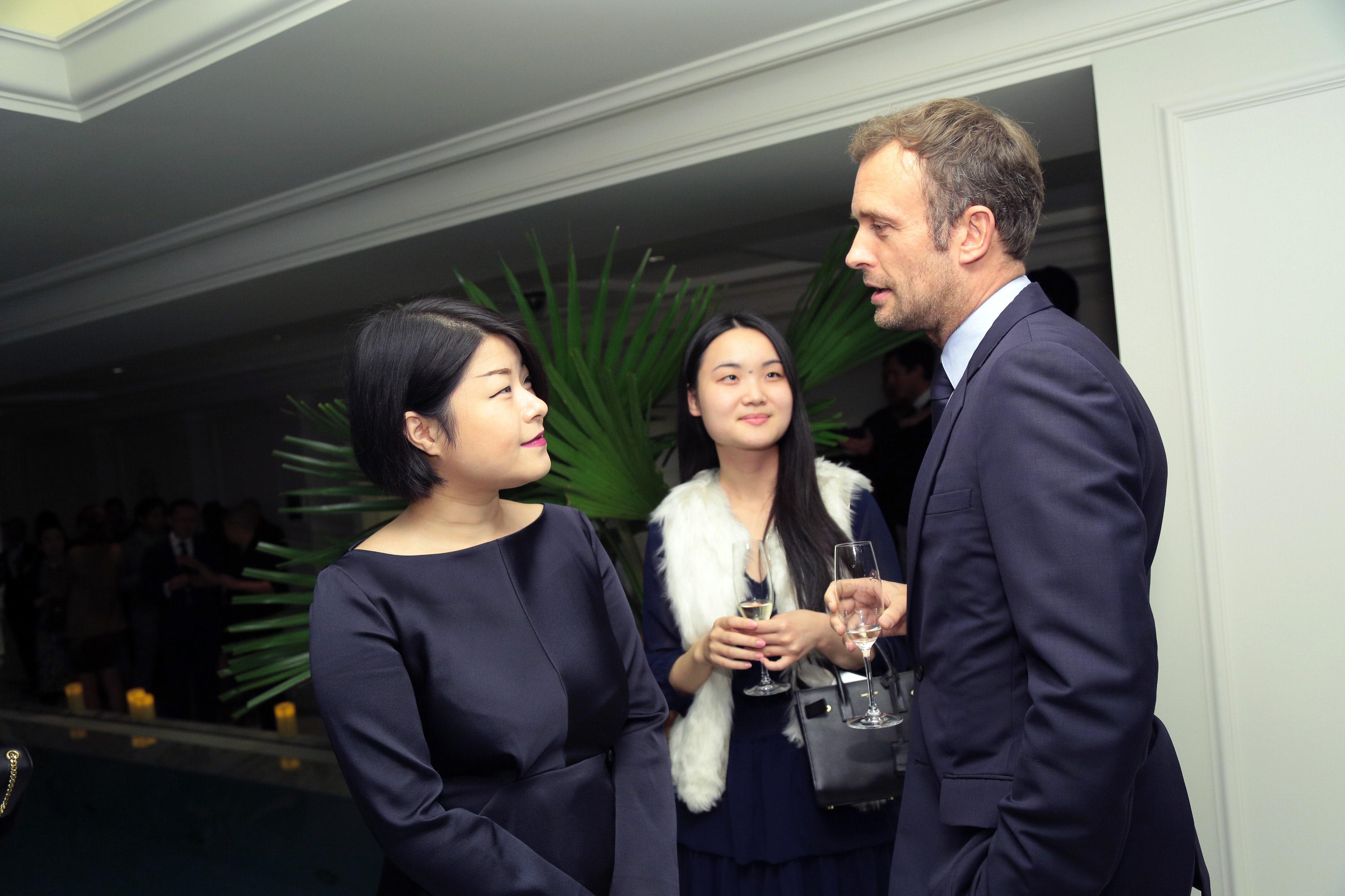 中國時裝產業慶祝BoF時裝商業評論上線 | BoF時裝商業評論