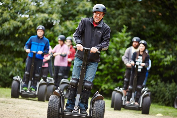 2 For 1 Extended Segway Rally Anytime Special Offer From
