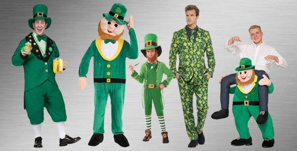 St. Patrick's Day Costumes | BuyCostumes.com
