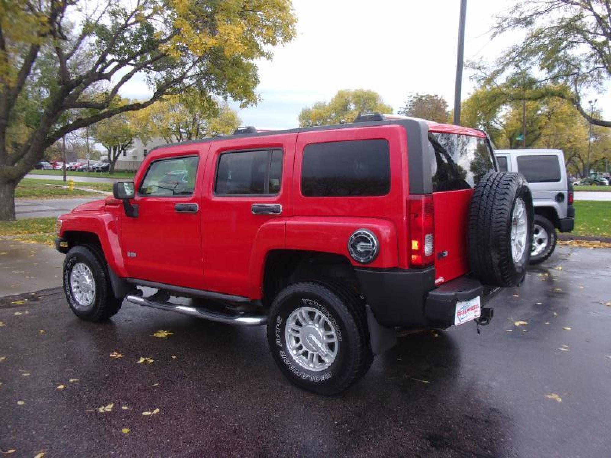 Red Hummer H3 In Iowa For Sale ▷ Used Cars Buysellsearch