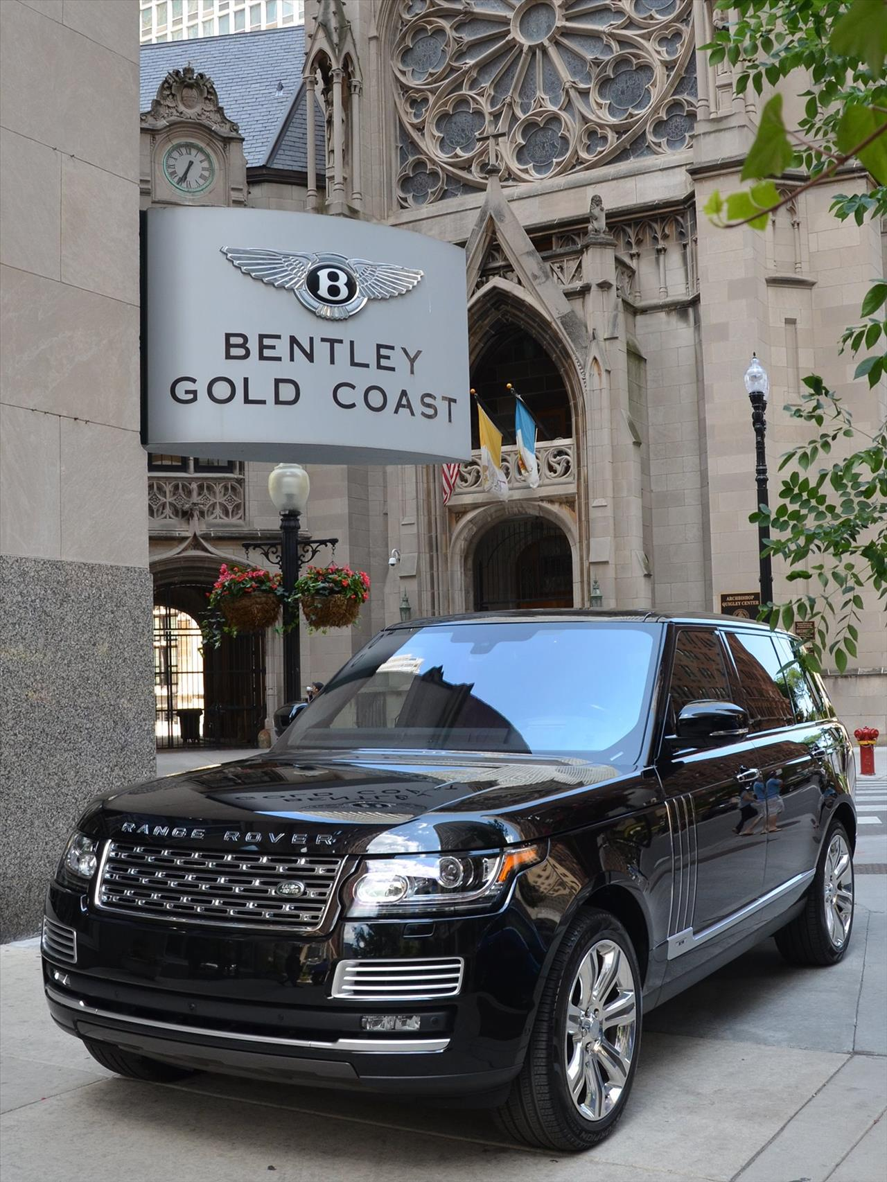 Black Rover Range Rover In Chicago IL For Sale ▷ Used Cars