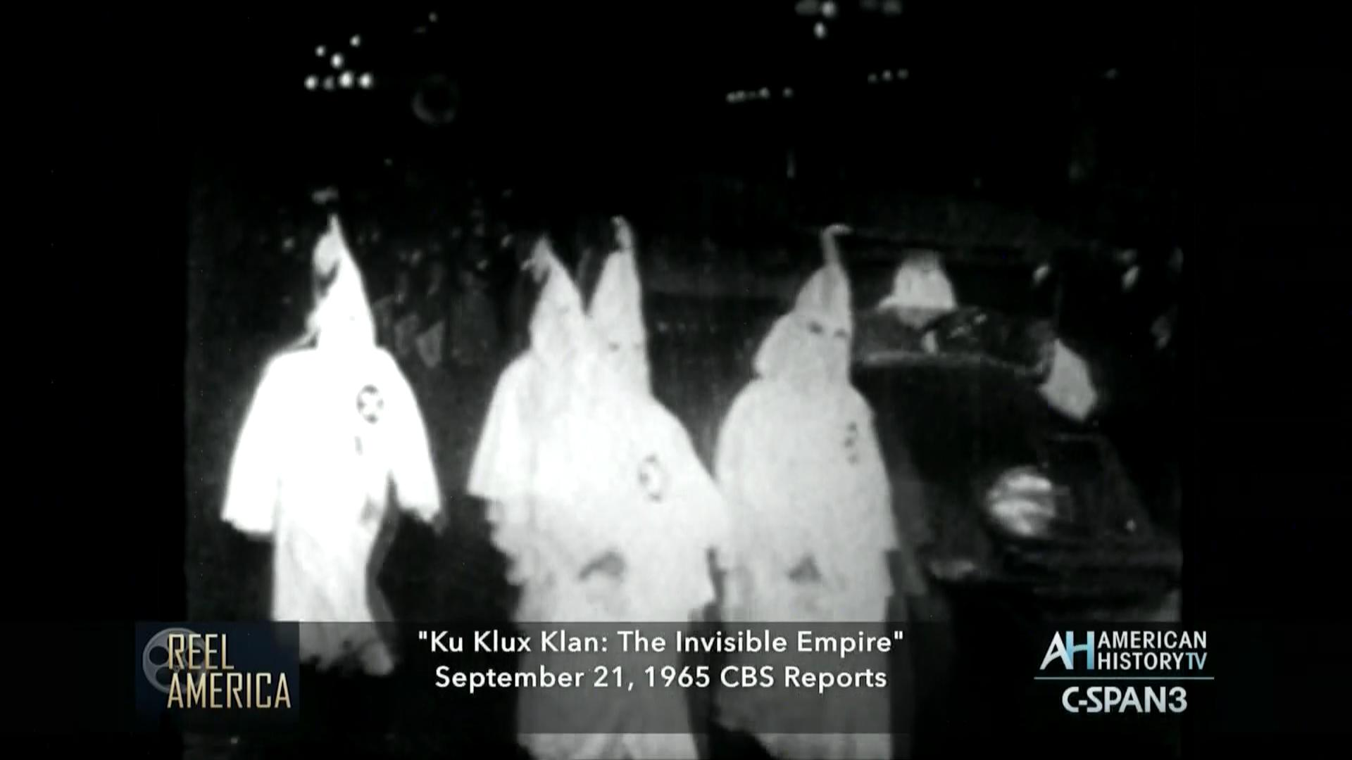 The Klu Klux Klan History T History American History And