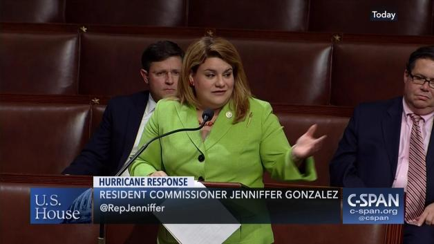 Image result for photos of resident commissioner jenniffer gonzalez colon