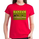 Bantam - The First To Deliver Women's Dark T-Shirt