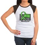 Lymphoma Cure Priceless Women's Cap Sleeve T-Shirt