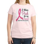 Breast Cancer (Friend) Women's Light T-Shirt