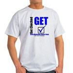 Colon Cancer Get Checked Light T-Shirt