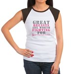 Great Breasts Women's Cap Sleeve T-Shirt