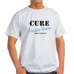 Cure Prostate Cancer Light T-Shirt