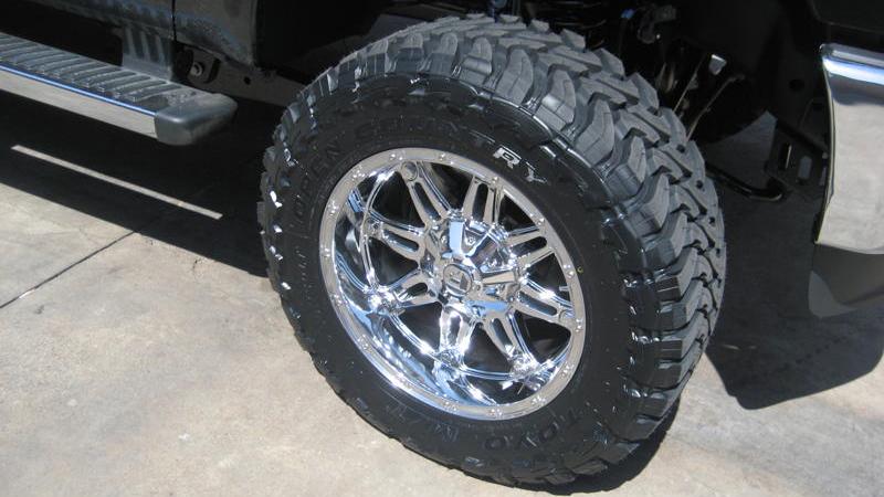 250 F Fuel Ford 2006 Wheels