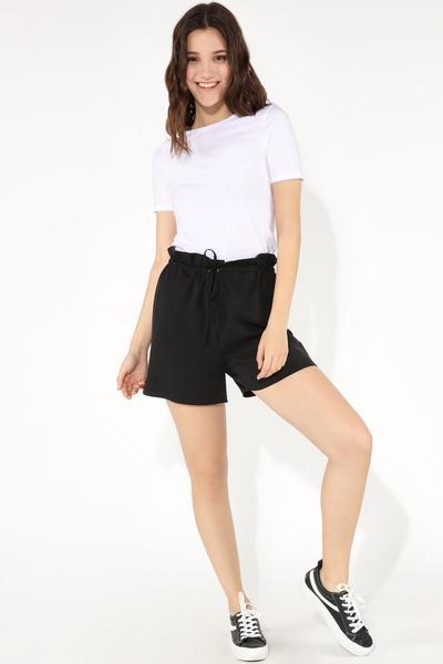 Pantaloncini con vestibilità ampia