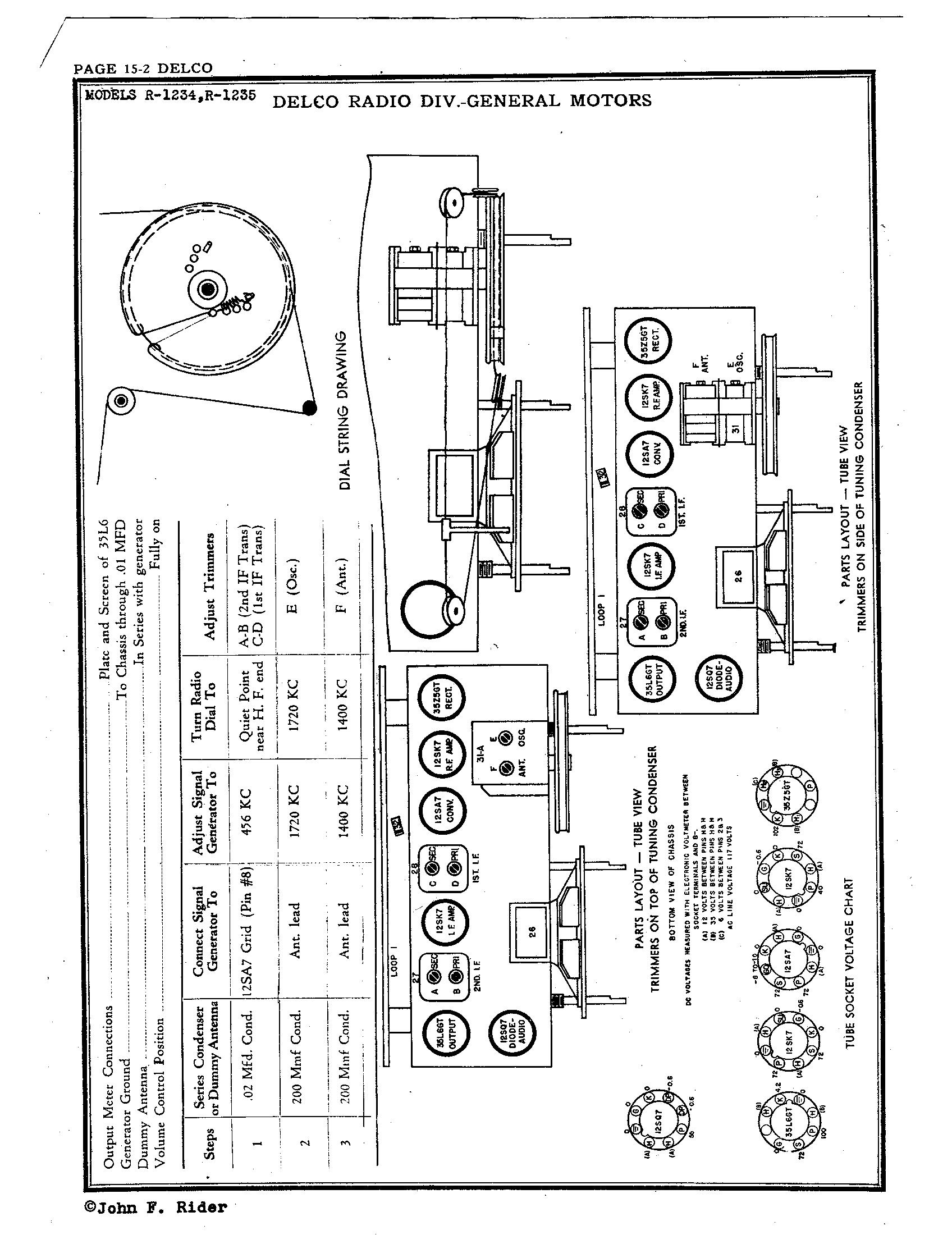 Delco Wiring Schematic