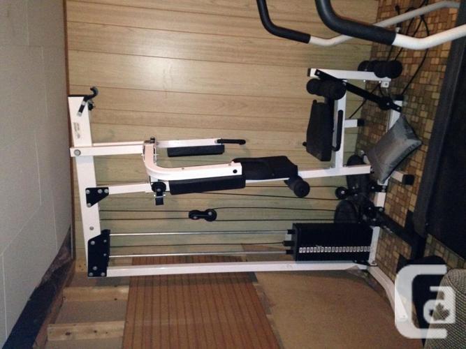 Northern Lights Home Gym