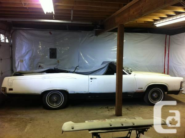 RARE 1970 mercury S33 convertible project one of 97 may ...