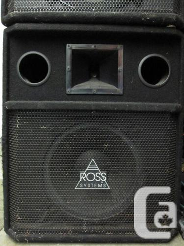 Mixer Amp 120 Peavey Pa