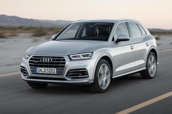 2017 Audi Q5 revealed in Paris by CAR Magazine