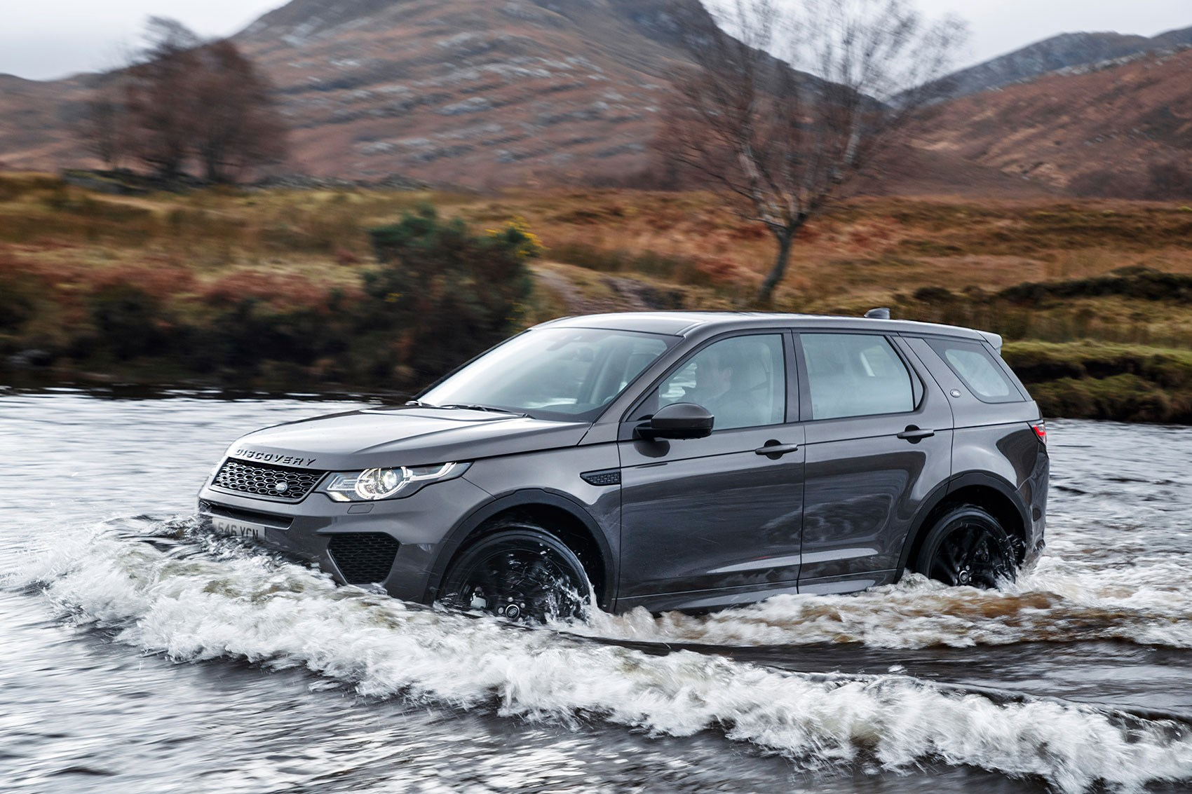 Land Rover Discovery Sport Range Rover Evoque 2018 model year