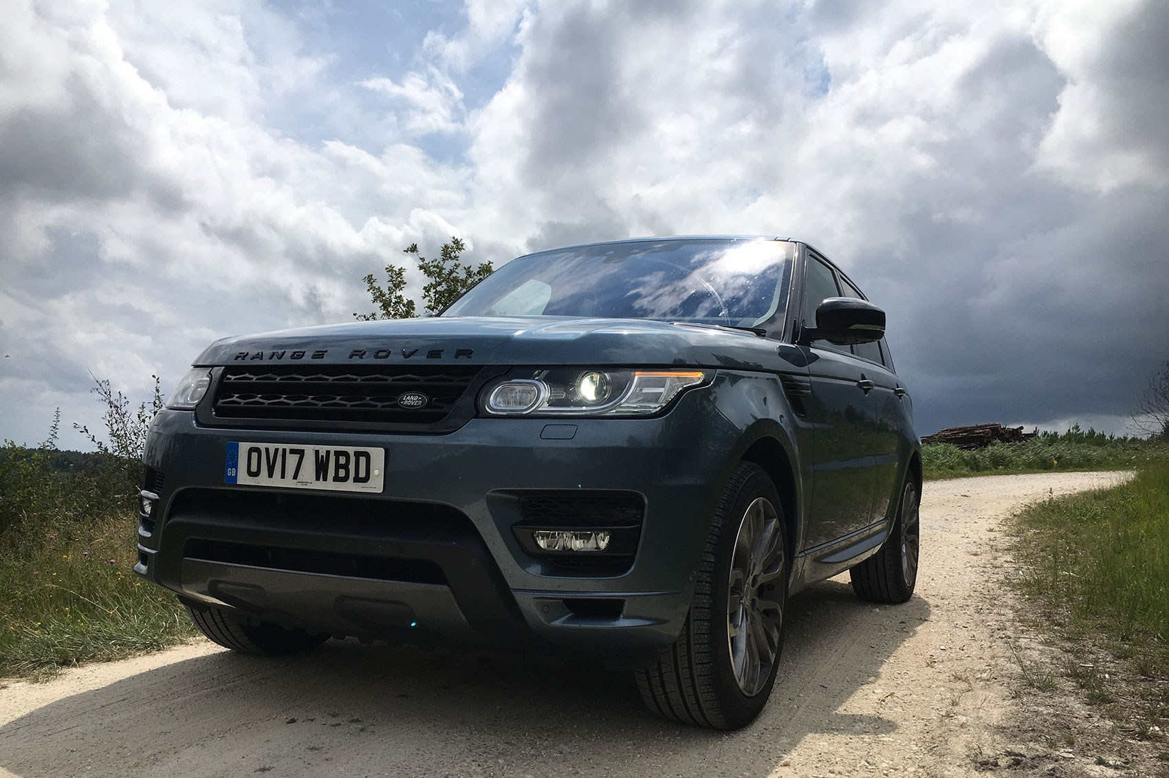 Range Rover Sport SDV6 2017 review the 1363 mile test by CAR