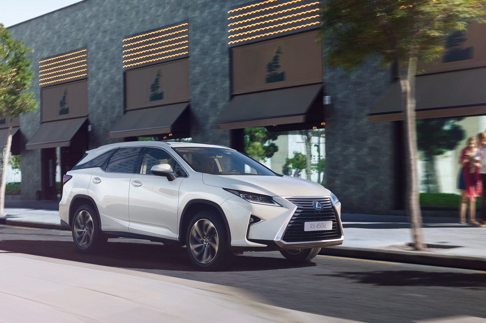 RX tra space new Lexus RX L revealed at 2017 LA motor show by CAR