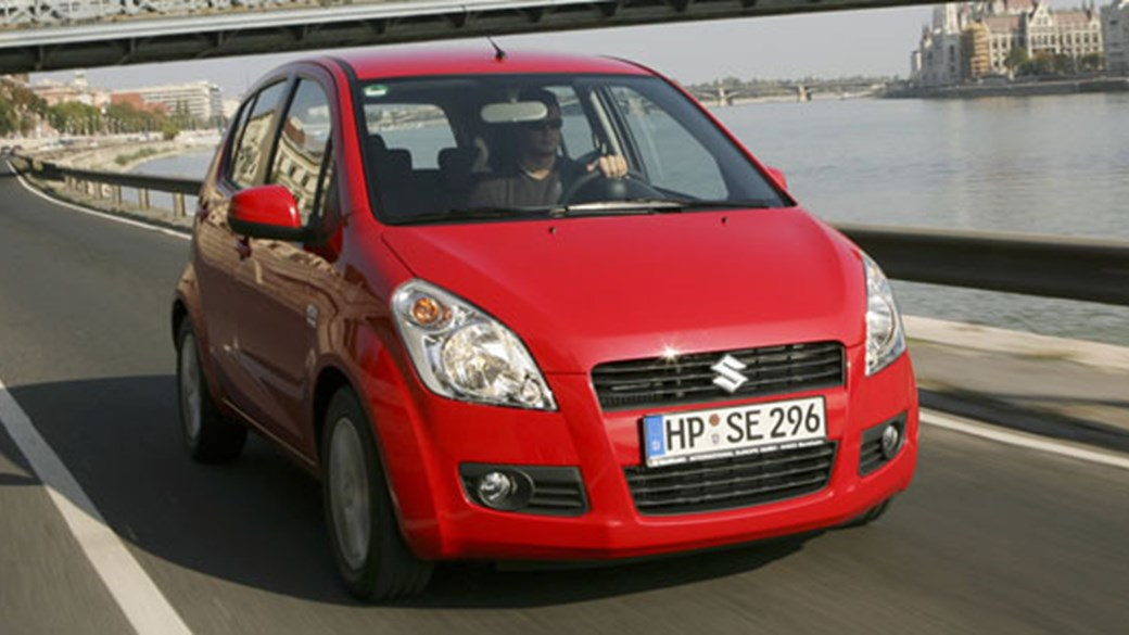 Suzuki Splash 1.2 (2007) review
