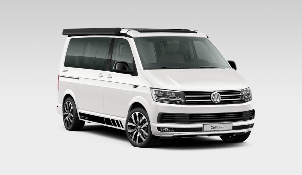 Volkswagen Multivan Et California Srie Spciale Edition 30
